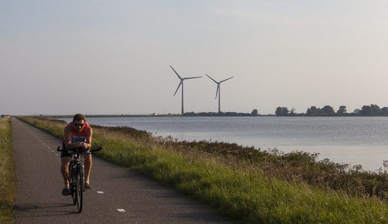 cycling holidays ijsselmeer
