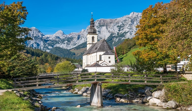 where to go on holiday in bavaria