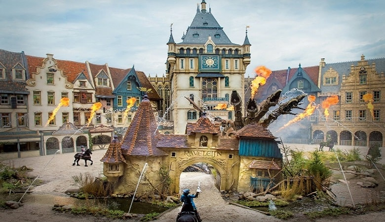 family holiday efteling