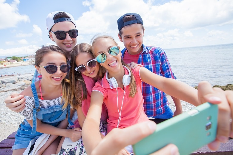 top holiday destinations for families with teenagers