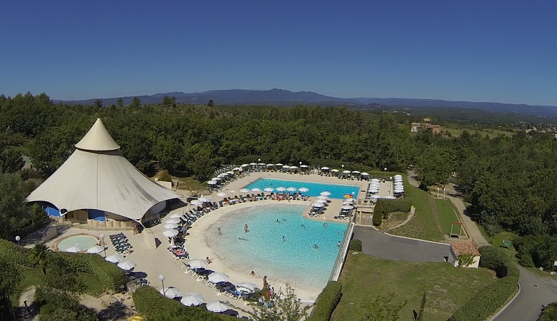 Centre parcs alternatives - Pierre & Vacances Village Le Rouret en Ardèche