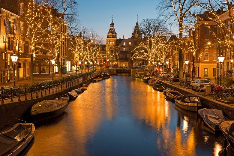 Christmas Trip Amsterdam