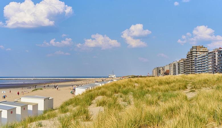 Belgian Coast Blankenberge