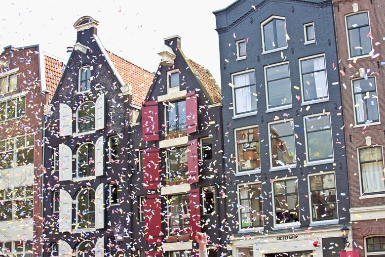 what to do on kings day in amsterdam