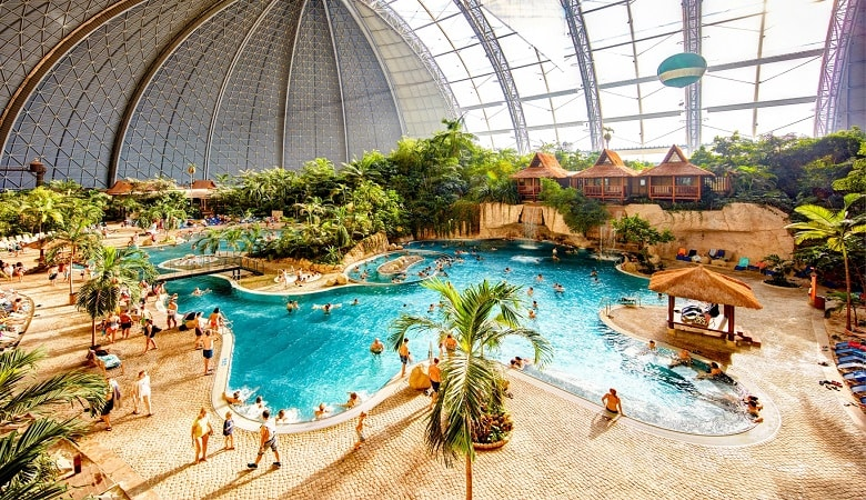 indoor water parks