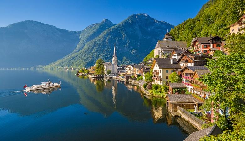 austrian alps summer holidays