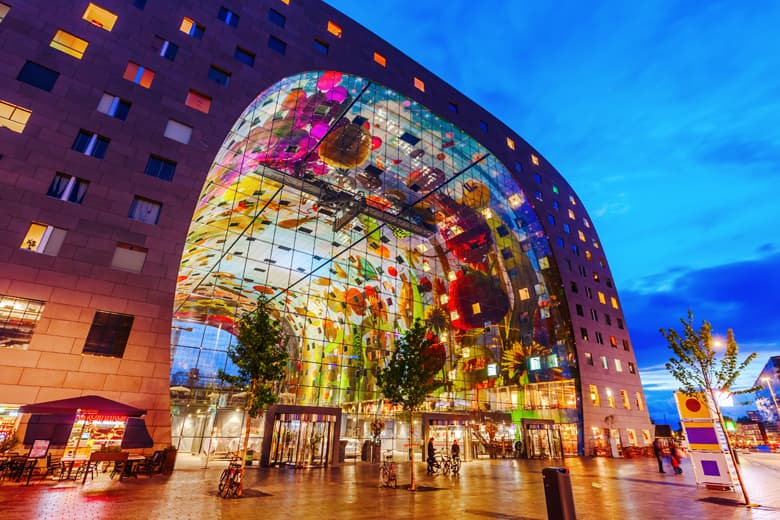De Markthal Rotterdam