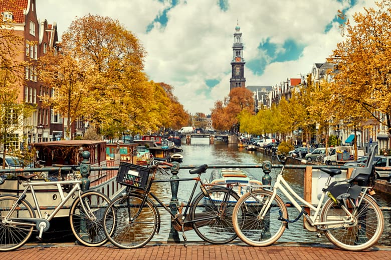 Unique places in Amsterdam